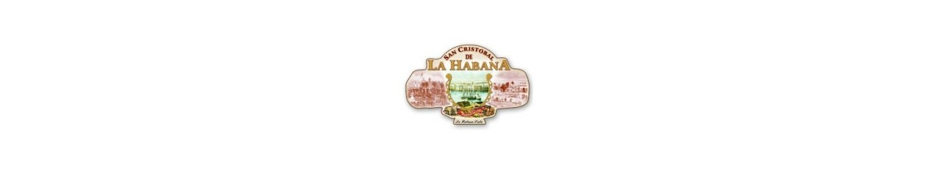 SAN CRISTOBAL DE LA HABANA │ Buy Real Cuban Cigars at HabanosExpress